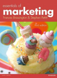 Essentials of Marketing av Dr. Frances Brassington og Dr. Stephen Pettitt (Blandet mediaprodukt)