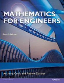 Mathematics for Engineers (with CD) av Tony Croft og Robert Davison (Heftet)
