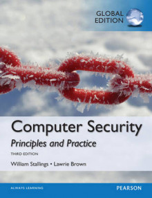 Computer Security: Principles and Practice, Global Edition av William Stallings og Lawrie Brown (Heftet)