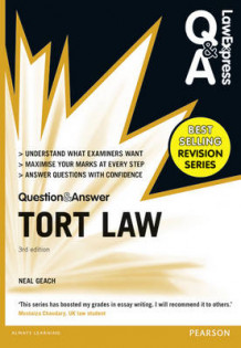 Law Express Question and Answer: Tort Law (Q&A Revision Guide) av Neal Geach (Heftet)