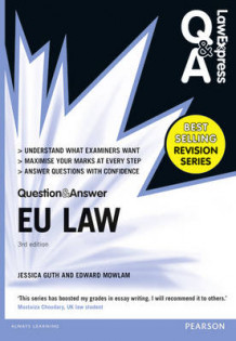 Law Express Question and Answer: EU Law (Q&A Revision Guide) av Jessica Guth og Edward Mowlam (Heftet)