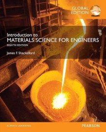 Introduction to Materials Science for Engineers with Mastering Engineering av James F. Shackelford (Blandet mediaprodukt)