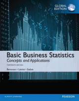 Omslag - Basic Business Statistics with MyStatLab, Global Edition