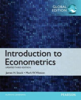 Omslag - Introduction to econometrics, update