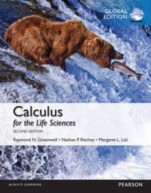 Calculus for the Life Sciences with Mymathlab av Raymond N. Greenwell, Nathan P. Ritchey og Margaret L. Lial (Blandet mediaprodukt)