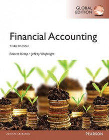 Financial Accounting with Myaccountinglab av Robert Kemp og Jeffrey Waybright (Blandet mediaprodukt)