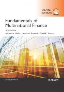 Fundamentals of Multinational Finance, Global Edition av Michael H. Moffett, Arthur I. Stonehill og David K. Eiteman (Heftet)
