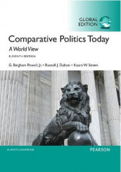 Comparative Politics Today: A World View, Global Edition av Russell J. Dalton, Powell og Kaare Strom (Heftet)