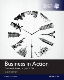 Business in Action av John V. Thill og Courtland L. Bovee (Heftet)