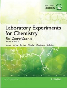 Laboratory Experiments for Chemistry: The Central Science av Theodore E. Brown, John H. Nelson og Kenneth C. Kemp (Heftet)