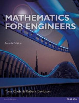 Omslag - Mathematics for Engineers 4e with MyMathLab Global