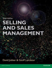 Selling and Sales Management 10th edn av David Jobber og Geoffrey Lancaster (Heftet)