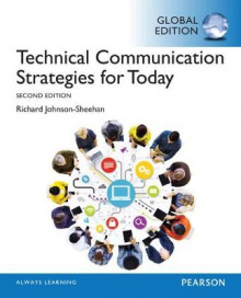 Technical Communication Strategies for Today with Mytechcommlab av Richard Johnson-Sheehan (Blandet mediaprodukt)
