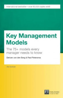 Key Management Models, Travel Edition av Gerben Van den Berg og Paul Pietersma (Heftet)