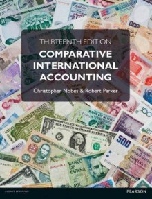 Comparative International Accounting av Christopher Nobes og Robert B. Parker (Heftet)