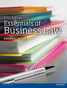 Essentials of Business Law MyLawChamber Pack av Ewan MacIntyre (Blandet mediaprodukt)