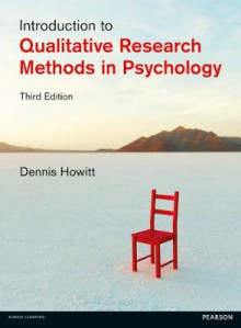 Introduction to Qualitative Research Methods in Psychology av Dennis Howitt (Heftet)