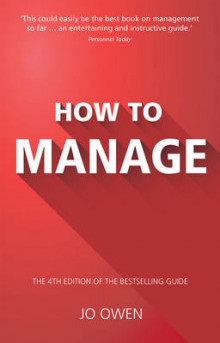 How to Manage av Jo Owen (Heftet)