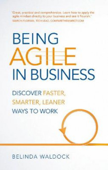 Being Agile in Business av Belinda Waldock (Heftet)