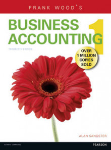 Frank Wood's Business Accounting Volume 1 av Alan Sangster og Frank Wood (Heftet)