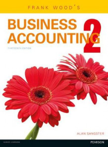 Frank Wood's Business Accounting av Alan Sangster og Frank Wood (Heftet)