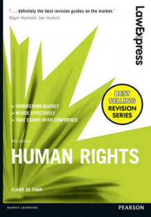 Law Express: Human Rights (Heftet)