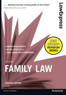 Law Express: Family Law av Jonathan Herring (Heftet)
