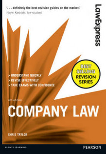Law Express: Company Law av Chris Taylor (Heftet)