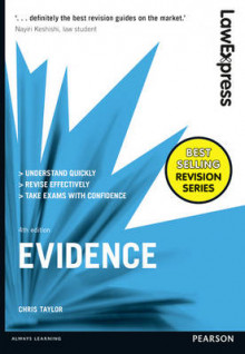 Law Express: Evidence av Chris Taylor (Heftet)