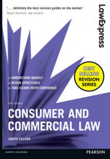 Law Express: Consumer and Commercial av Judith Tillson (Heftet)