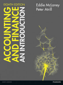 Accounting and Finance: An Introduction av Eddie McLaney og Peter Atrill (Heftet)