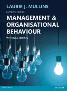 Management and Organisational Behaviour av Laurie J. Mullins (Heftet)