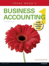 Omslag - MyAccountingLab with eText - Instant Access - for Frank Wood's Business Accounting, 13e