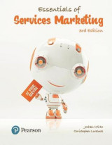 Omslag - Essentials of Services Marketing