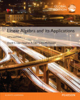 Omslag - Linear Algebra and its Applications with MyMathLab