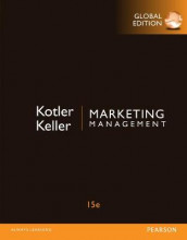 Marketing Management, Global Edition av Kevin Lane Keller og Philip Kotler (Heftet)