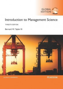 Introduction to Management Science av Bernard W. Taylor (Heftet)