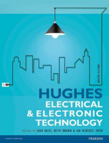 Hughes Electrical and Electronic Technology av Edward Hughes, John Hiley, Ian McKenzie-Smith og Keith Brown (Heftet)