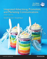 Omslag - Integrated Advertising, Promotion and Marketing Communications OLP with eText, Global Edition