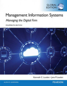 Management Information System av Kenneth C. Laudon og Jane P. Laudon (Heftet)