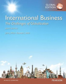 International Business: The Challenges of Globalization with Mymanagementlab av John J. Wild og Kenneth L. Wild (Blandet mediaprodukt)