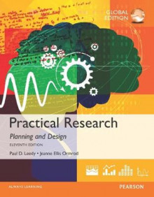 Practical Research: Planning and Design, Global Edition av Paul D. Leedy og Jeanne Ellis Ormrod (Heftet)
