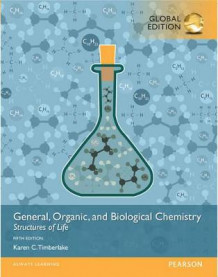 General, Organic, and Biological Chemistry: Structures of Life, Global Edition av Karen C. Timberlake (Heftet)