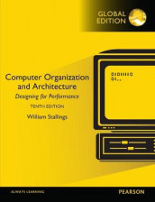 Computer Organization and Architecture, Global Edition av William Stallings (Heftet)