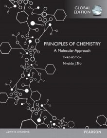 Principles of Chemistry: A Molecular Approach, Global Edition av Nivaldo J. Tro (Heftet)
