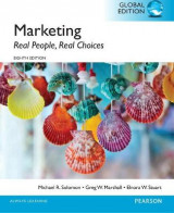 Omslag - Marketing: Real People, Real Choices, OLP with eText, Global Edition
