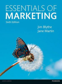 Essentials of Marketing av Jim Blythe og Jane Martin (Heftet)