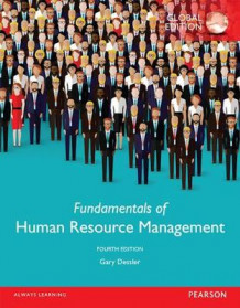 Fundamentals of Human Resource Management, Global Edition av Gary Dessler (Heftet)