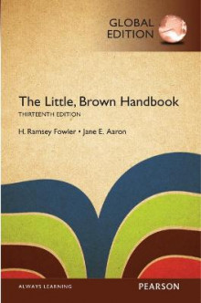 The Little, Brown Handbook av Jane E. Aaron og H. Ramsey Fowler (Heftet)