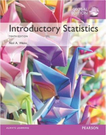 Introductory Statistics av Neil A. Weiss (Heftet)
